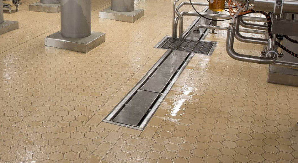 Hygienic Solutions For Food And Beverage Argelith Tiles